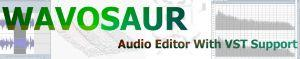 Free audio editor with VST - Wavosaur
